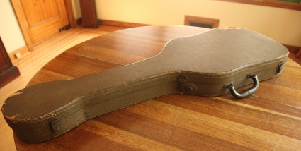 Telecaster case large